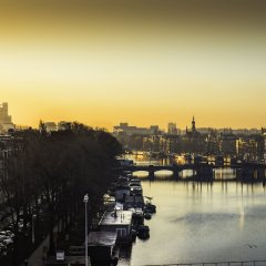 Отель InterContinental Amstel Amsterdam фото 4