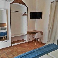 Frenteabastos Hostel & Suites удобства в номере
