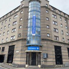Отель Edinburgh Metro Youth Hostel Великобритания, Эдинбург - отзывы, цены и фото номеров - забронировать отель Edinburgh Metro Youth Hostel онлайн вид на фасад