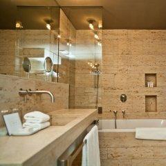Отель CORTIINA Мюнхен ванная