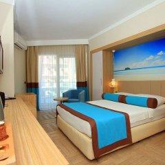 Blue Bay Platinum Hotel Мармарис комната для гостей фото 2