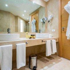 Отель Farah Tanger Марокко, Танжер - отзывы, цены и фото номеров - забронировать отель Farah Tanger онлайн ванная