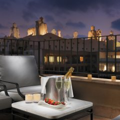 Отель H10 Casa Mimosa балкон