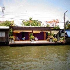Отель Bangluang House Таиланд, Бангкок - отзывы, цены и фото номеров - забронировать отель Bangluang House онлайн приотельная территория