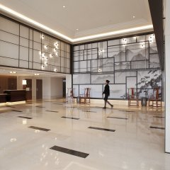 Tangla Hotel Brussels фитнесс-зал