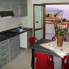 San Domenico Family Hotel Скалея в номере