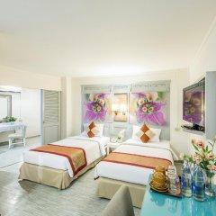Отель Pratunam City Inn Бангкок комната для гостей