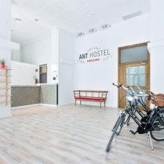 Ant Hostel Barcelona Барселона спортивное сооружение