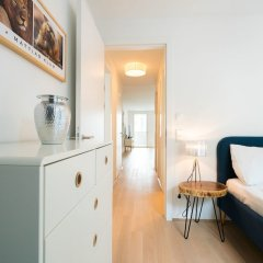 Апартаменты Vienna Residence Spacious Apartment for up to 4 Guests Directly at the U4 Вена удобства в номере фото 2