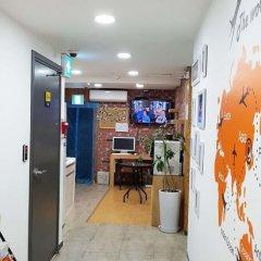 Отель 24 Guesthouse Daehakro Южная Корея, Сеул - отзывы, цены и фото номеров - забронировать отель 24 Guesthouse Daehakro онлайн комната для гостей