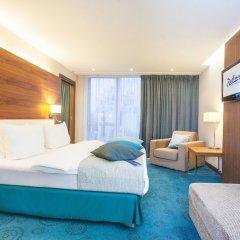 Гостиница Radisson Калининград комната для гостей фото 6
