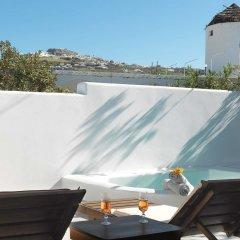 Отель Drops villas Греция, Остров Санторини - отзывы, цены и фото номеров - забронировать отель Drops villas онлайн бассейн фото 2