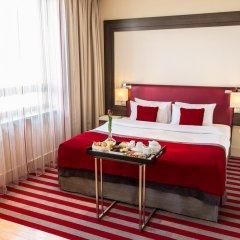 Отель Mercure Warszawa Grand Польша, Варшава - 13 отзывов об отеле, цены и фото номеров - забронировать отель Mercure Warszawa Grand онлайн комната для гостей фото 4