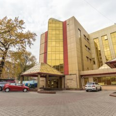 Гостиница Grand Sapphire парковка