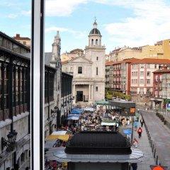 Отель Hospedaje Botín балкон