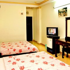 Khanh Duy Hotel сейф в номере