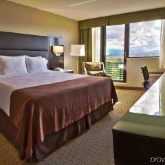 Отель Holiday Inn Vancouver Centre Канада, Ванкувер - отзывы, цены и фото номеров - забронировать отель Holiday Inn Vancouver Centre онлайн комната для гостей фото 2