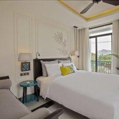 Отель Maison Vy Hotel Вьетнам, Хойан - отзывы, цены и фото номеров - забронировать отель Maison Vy Hotel онлайн комната для гостей фото 5