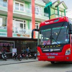 Tai Thang Hotel Далат городской автобус