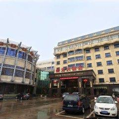 Suzhou Jinlong Hotel парковка