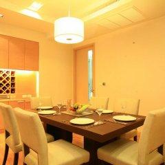 Отель 39 Boulevard Executive Residence питание