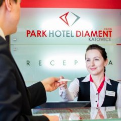 Park Hotel Diament Katowice детские мероприятия