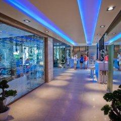 Отель Apartcomplex Harmony Suites Болгария, Солнечный берег - отзывы, цены и фото номеров - забронировать отель Apartcomplex Harmony Suites онлайн фитнесс-зал фото 3
