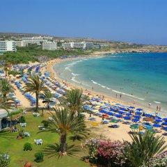 Stamatia Hotel пляж