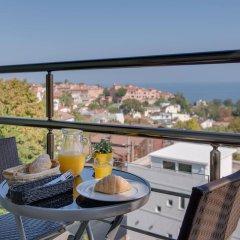 Экологический отель Villa Pinia балкон