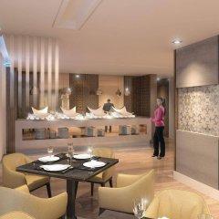 Radisson Blu Hotel, Ajman гостиничный бар