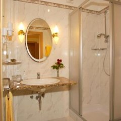 Отель Residence Sonne Сцена ванная фото 2