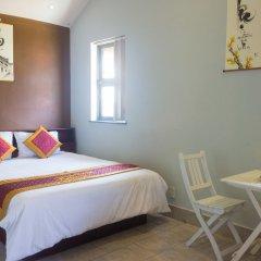 Отель Huyen Tra Que Homestay комната для гостей фото 3