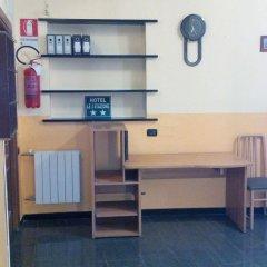 Отель Le Tre Stazioni Генуя интерьер отеля фото 3