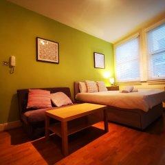 Апартаменты London Euston Luxury Apartments Лондон комната для гостей фото 5