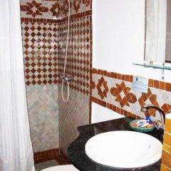 Отель Dar Aida Марокко, Рабат - отзывы, цены и фото номеров - забронировать отель Dar Aida онлайн ванная фото 2