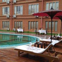 Bagan Landmark Hotel бассейн фото 2