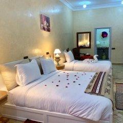 Отель Riad Koutoubia Royal Marrakech Марокко, Марракеш - отзывы, цены и фото номеров - забронировать отель Riad Koutoubia Royal Marrakech онлайн комната для гостей фото 3