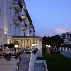 Отель Sacher Salzburg Зальцбург помещение для мероприятий