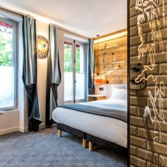 Hotel De Paris Париж ванная