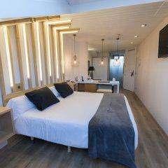 Отель Fruela Испания, Овьедо - отзывы, цены и фото номеров - забронировать отель Fruela онлайн комната для гостей фото 3