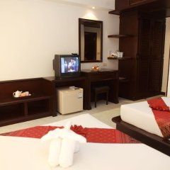 Samui First House Hotel удобства в номере