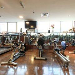 Smana Hotel Al Raffa Дубай фитнесс-зал фото 2