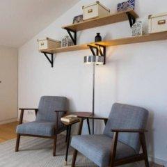 Отель Ola Lisbon - Principe Real IV Лиссабон удобства в номере