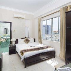 Отель Brandi Nha Trang Hotel Вьетнам, Нячанг - 1 отзыв об отеле, цены и фото номеров - забронировать отель Brandi Nha Trang Hotel онлайн комната для гостей фото 5