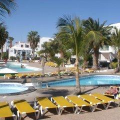Отель Apartamentos Acuario Sol бассейн фото 2