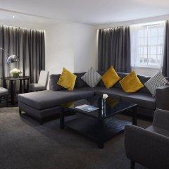 Radisson Blu Hotel, Edinburgh City Centre Эдинбург комната для гостей фото 5