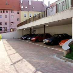 Hotel Barbarossa Хеб парковка