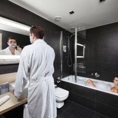 Отель Occidental Praha Five 4* Стандартный номер с различными типами кроватей фото 21