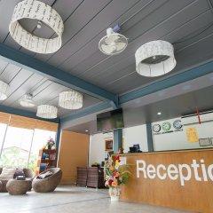 Отель Lemon Grass Retreat интерьер отеля