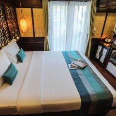 Отель Bhaya Cruises Халонг комната для гостей фото 3